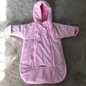 Carter's blanket swaddle sleeping bag